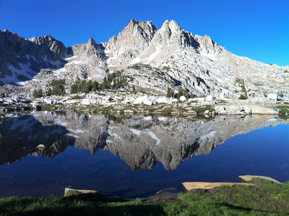 Il John Muir trail, un trekking tra Yosemite e Kings Canyon