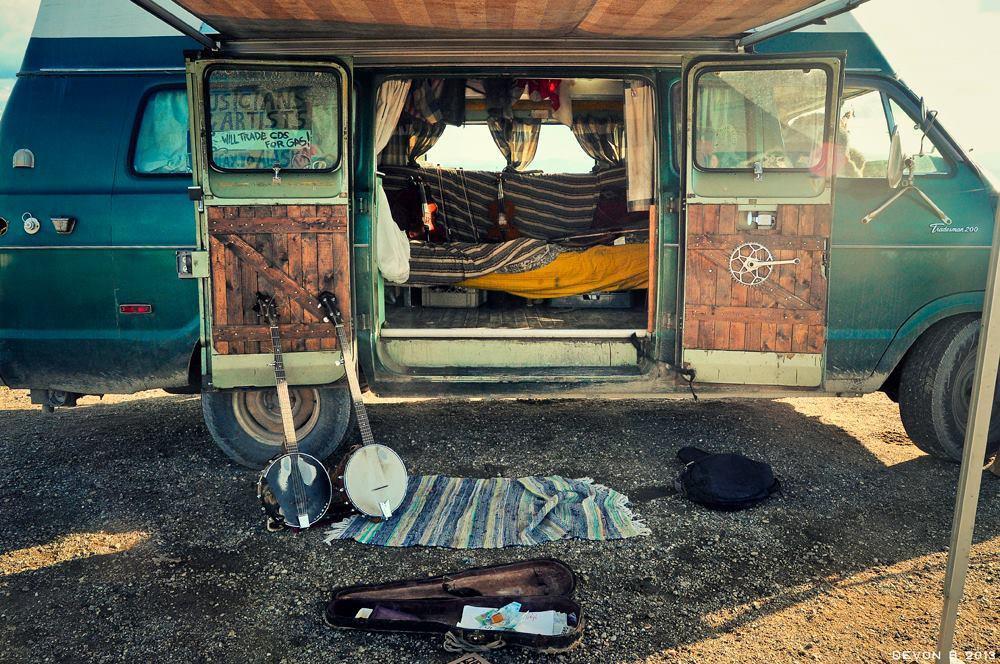 Vanlife: riportare in vita un furgone