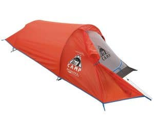 Tenda ultraleggera di Camp