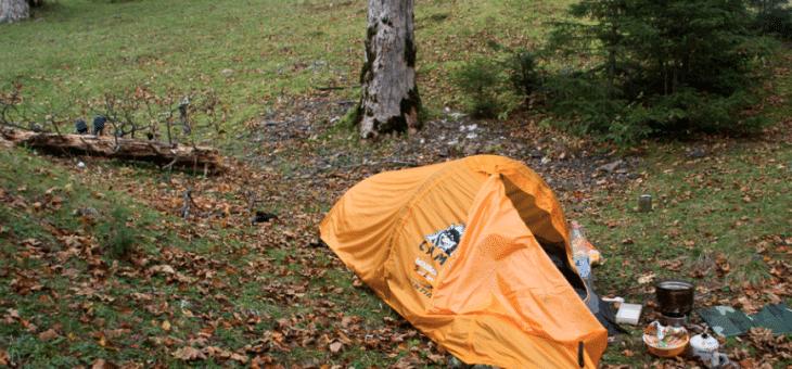 Migliori tende da trekking ultraleggere