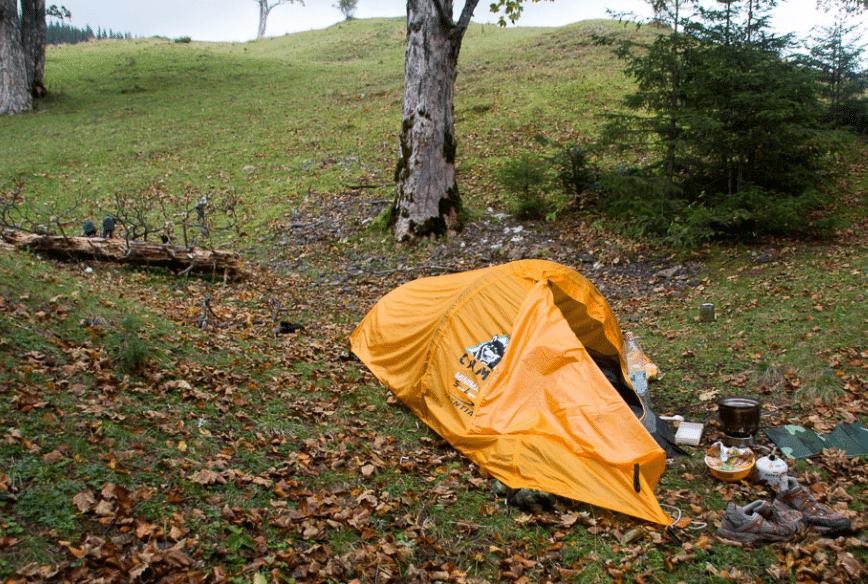 Migliori tende da trekking ultraleggere il trapper