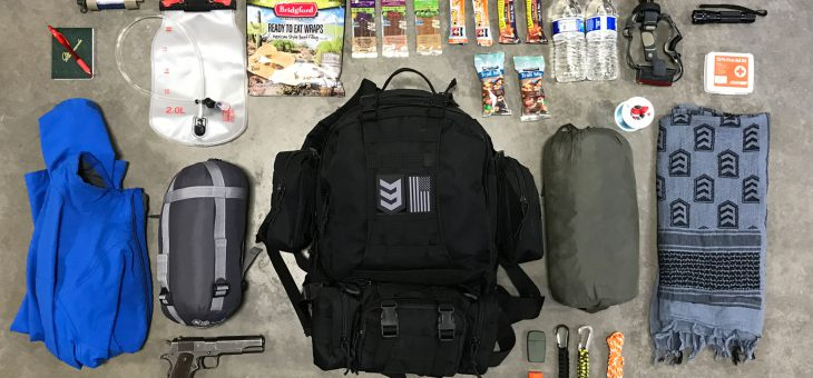 Cosa è il Bug Out Bag (B.O.B.)?