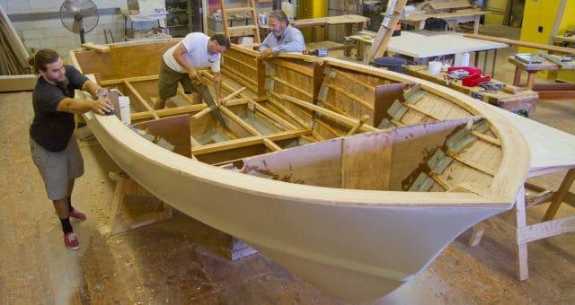 Cosa ho imparato costruendo una barca
