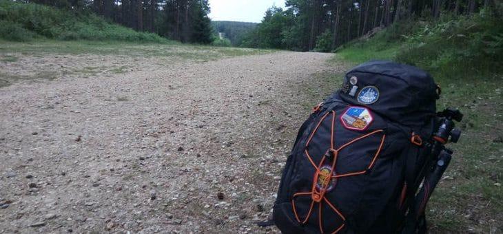 Lowe Alpine Camino Trek: un grande zaino