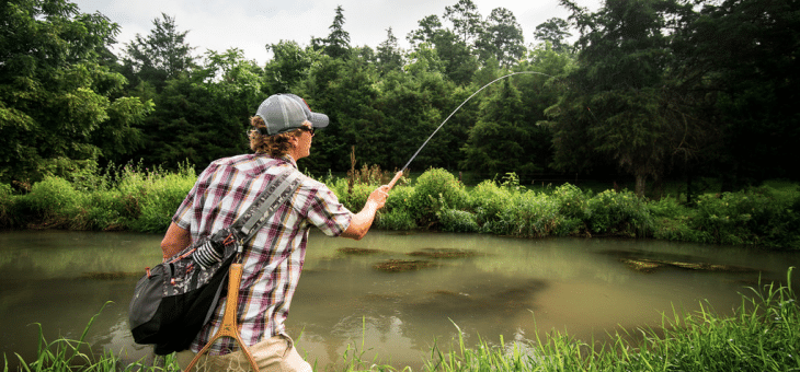 La pesca Tenkara: una scoperta