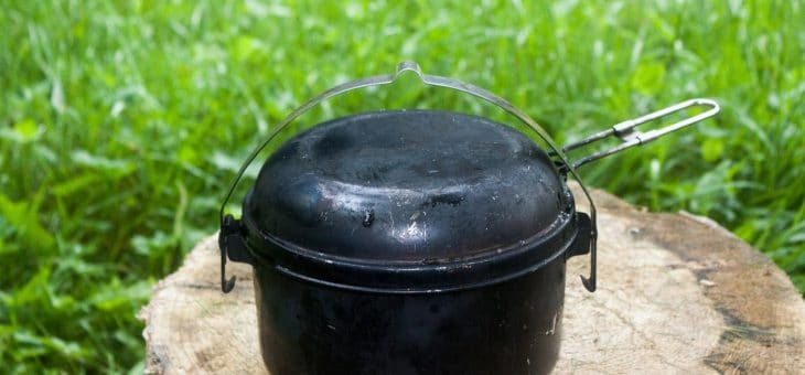 La gavetta Tatonka kettle