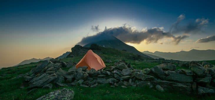 Una guida per piazzare la tenda nel posto giusto