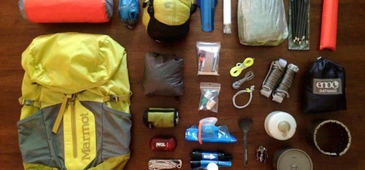 Un gruppo Facebook sull'ultralight trekking